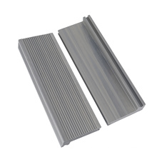 Court Yard Terrace WPC Floor Board Decoration Material Composite Decking
