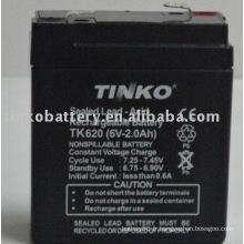 acide batterie au plomb 6v TINKO fiable et expérimenté