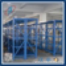 4 яруса складское хранение средние стеллажные стеллажи
