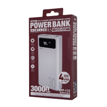 Remax Join Us 4 USB External Battery Cell Mobile Phone Portable Charger 30000 mah Power Bank