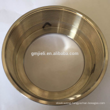 Stainless Steel investment casting polishing connecting pipe