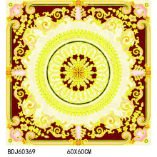 Telha de enxofre dourada brilhante com 1600X1600mm (BDJ60369)
