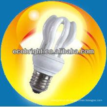 energiesparende Lampe Super Mini Lotus 9mm 8000H CE Qualität
