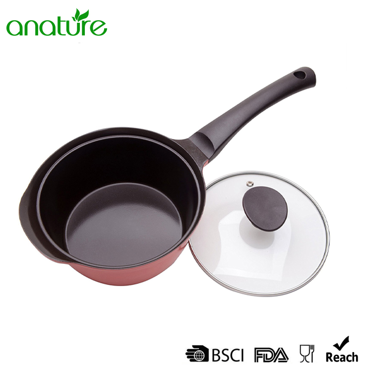 Hot Sale Mini Die-Cast Non-stick Sauce Pan
