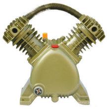 Nackter Kopf des Bandluftkompressors 2051