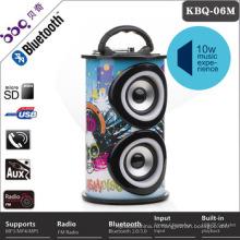 2017 горячие продажи alibaba красочные модульные беспроводной микрофон мини водонепроницаемый динамик Bluetooth