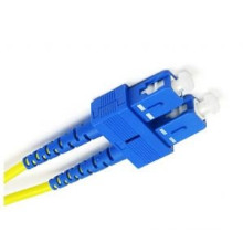 Sc / Upc-Sc / Upc Simplex Sm Faseroptik Patchkabel