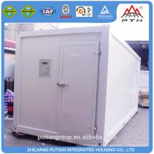 Montar rapidamente uma sala de armazenamento frio de baixo custo para venda