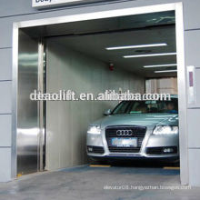 5000kg Car Elevator with Single Opening