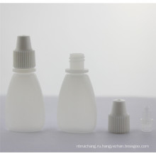 Пластиковый материал PE бутылки для пробной продаж