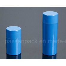 50g e 100g plástico cosmético em pó com tampa de sifter (PPC-LPJ-024)