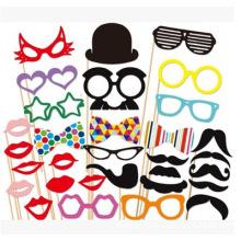 FQ Marke Förderung billig Bart nehmen Bilder Halloween Party DIY Maske