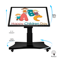 55 Zoll Smart Business Display