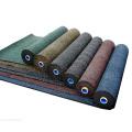 Indoor gym rubber flooring roll mat carpet for fitness