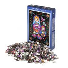 Custom printing 2000 piece jigsaw puzzle wholesale Customized 30 piece puzzle