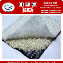 Sodium Bentonite Geosynthetics Clay Liner for Tailing Pond