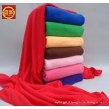 nova toalha de banho de microfibra 100%, toalha de mão do hotel