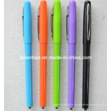 Caneta Gel coloridas de plástico para promoção (LT-Y055)