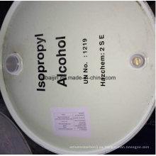 Venta caliente de alcohol isopropílico 99.8% (IPA)