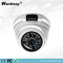 H.264 1.0MP Videobeveiliging Surviellance Dome IP-camera