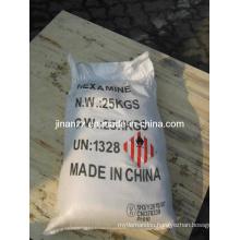 Crystal / Powder Hexamine (Urotropin) 99.3% with Factory Price