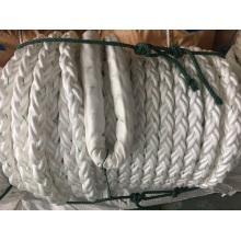 Cuerda de PE de la cuerda de la fibra de las cuerdas de la fibra química de 8 cuerdas Cuerda de la cuerda de PE de la cuerda de los PP