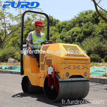 800KG Smooth Wheel Road Roller Compactor (FYL-860)