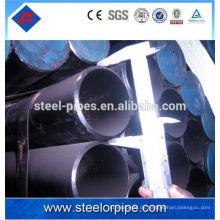 Bester Stahlrohrlieferant kalt gezogenes a106b Präzisions-Kohlenstoffstahlrohr
