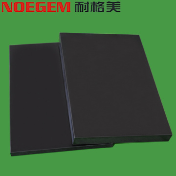 Black PPS Plastic Sheet