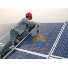 220W Poly Solar Cell Panel with with CE, TUV Certificates Made in China