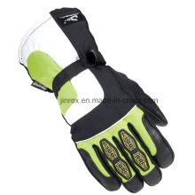 Green Ski Warm Waterproof Windproof Winter Outdoor Sports Gloves