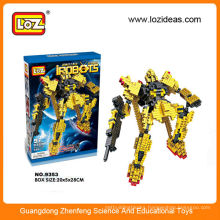 LOZ educational toy robots for kid