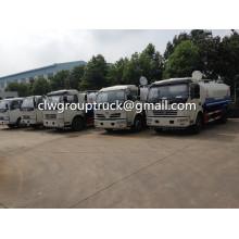 Brand New Dongfeng 9CBM Water Tanker Truck