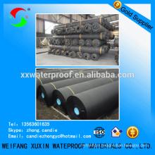 Géomembrane HDPE à vente chaude de 1,0 mm pour imperméabilisation