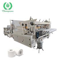 Toilet Tissue Paper Rolls Making Machine Price Paper Rewinding Machine