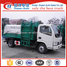 DFAC 5CBM new condition roll on roll off garbage truck