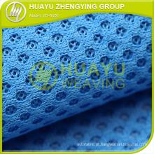 Tecido de malha de ar, 0456 tecido de malha de ar de poliéster para sapatos