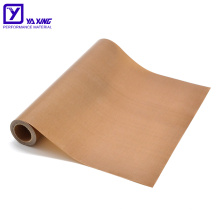 Plain Weave High Temperature Resistant PTFE Coated Fabric