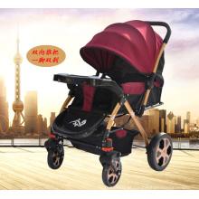 Carrinho de bebê portátil multi-funcional estilo novo