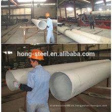 fábrica de tubos de acero inoxidable de ASTM a312 tp347h