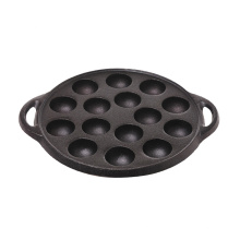 15-Cup Cast Iron Muffin Pan