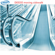 Cheap Electric Shopping Mall Indoor Moving Portable Sidewalk