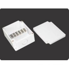 Tibox Waterproof Fireproof Terminal Block Box Tj-6p-M