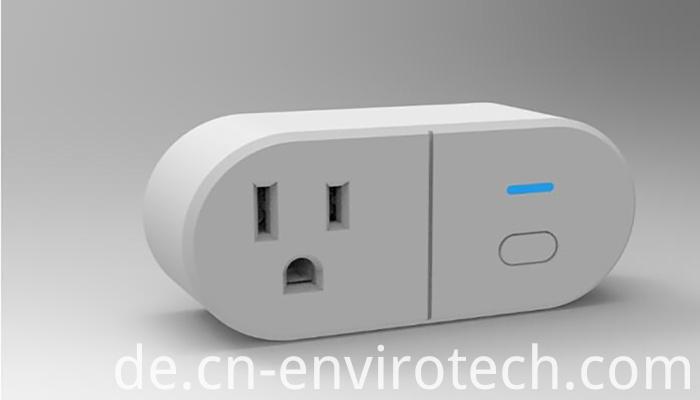 Wifi and RF smart socket