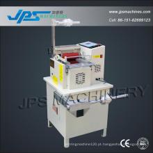 Jps-160tq tecido não tecido / pano e máquina de corte de tecido condutivo