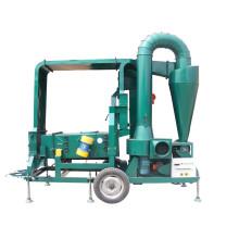 Семян зерновых машина уборщика система двойной очистки воздуха