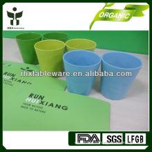 bamboo fiber eco friendly mugs