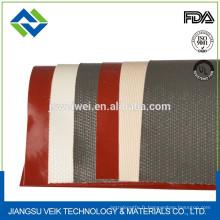 5045 Tissu de fibre de verre en caoutchouc de silicone