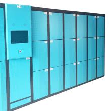 self-service electronic Smart Laundry locker