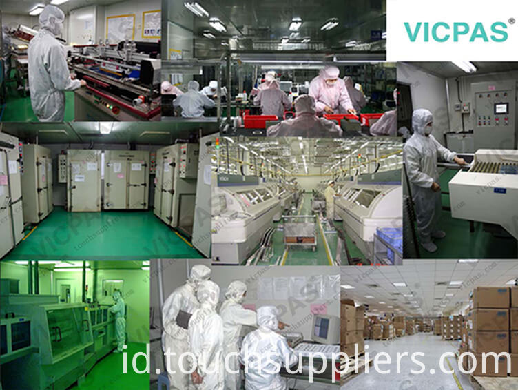 vicpas touch panel company information